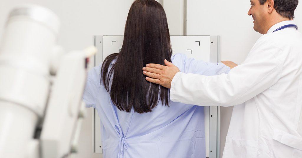Mamografia é fundamental para o diagnóstico precoce do câncer de mama